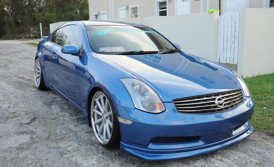 Nissan Skyline G35 Distinct Imports Ltd