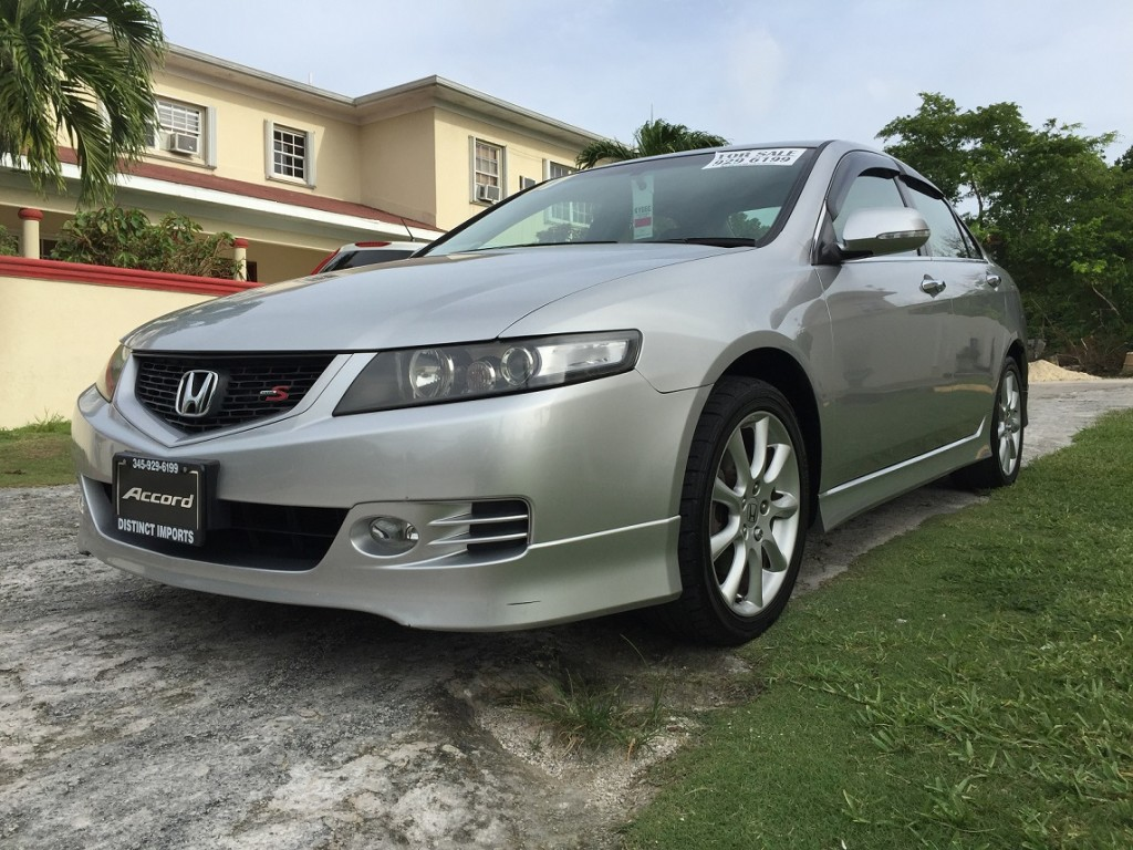 honda accord type s distinct imports ltd